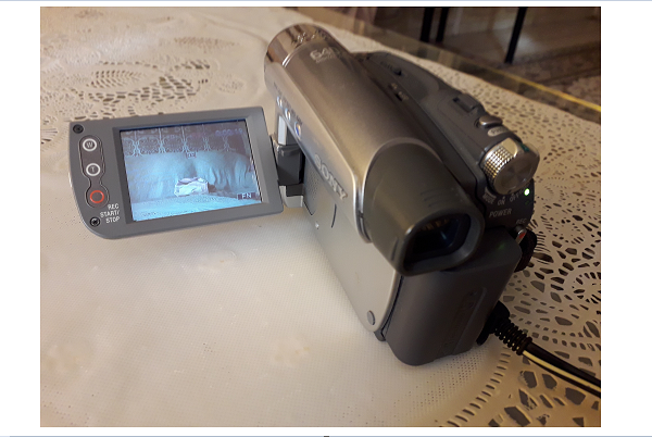 Sony, digitale camcorder (10)